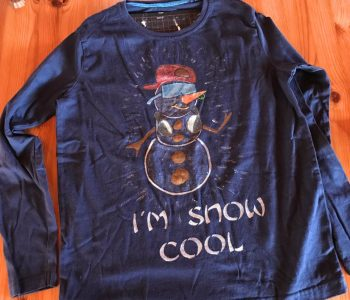 Shirt I´m snow cool